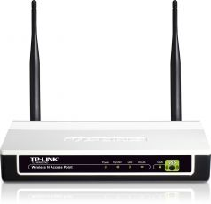 ACCESS POINT TP-LINK WIRELESS 300MBPS 2T2R UNIVERSAL/ WDS REPEATER