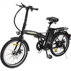 BICICLETA E-BODA ASISTATA ELECTRIC FREEWHEEL E-BIKE CITY NEGRU