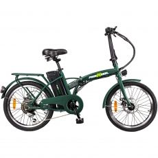 BICICLETA E-BODA ASISTATA ELECTRIC FREEWHEEL E-BIKE CITY VERDE