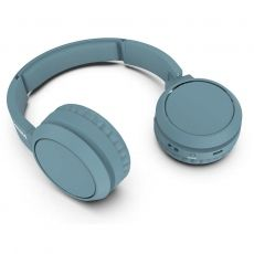 CASTI PHILIPS WIRELESS BASS BOOST ,MICROFON INCORPORAT,BLUETOOTH V5, BLUE, TAH4205BL/00