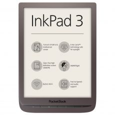 "E-BOOK READER POCKETBOOK INKPAD 3 BLACK E INK 8GB 7.8"" PB740-E-WW"