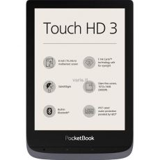E-BOOK READER POCKETBOOK TOUCH HD 3 METALLIC GREY PB632-J-WW