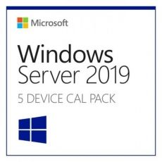 SISTEM DE OPERARE MICROSOFT WINDOWS 2019 SERVER ENG 5 CAL R18-05829